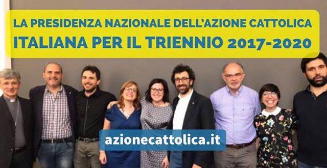 Azione Cattolica Italiana: Ecco la presidenza per il triennio 2017-2020