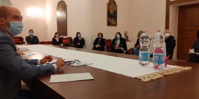 Incontro Presidenti Parrocchiali con Vescovo