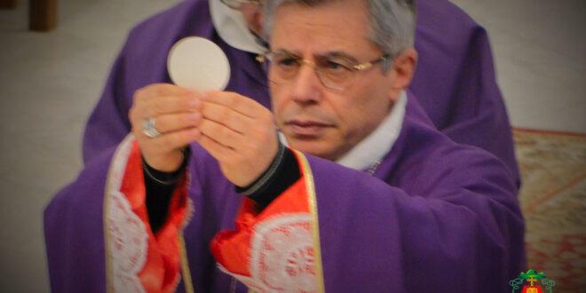 Messaggio di Pasqua del Vescovo Schillaci